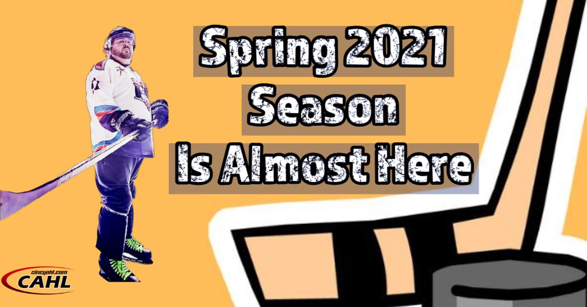 Spring 2021 Regular Season