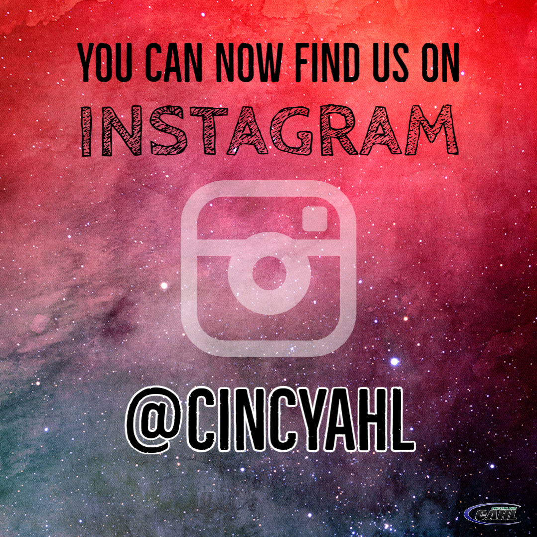 CAHL is Now On Instagram!